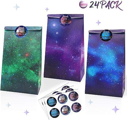 Amazon.com: Suministros para fiestas temáticas de galaxias ...