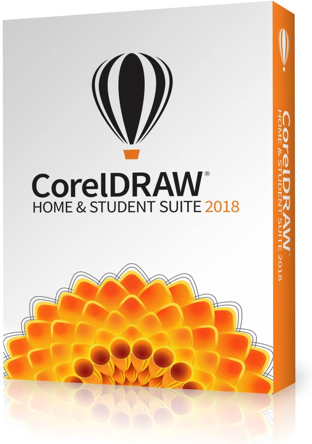 CorelDRAW Home and Student Suite 2018