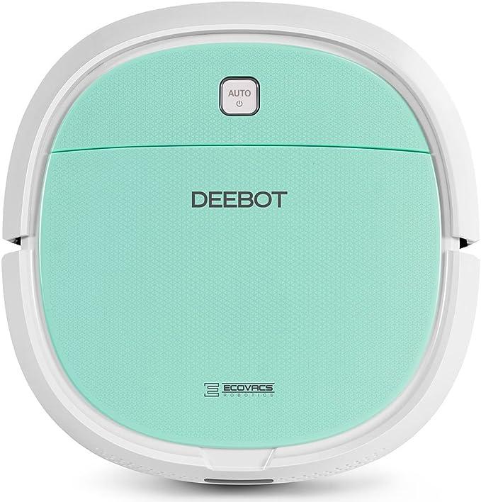 Ecovacs Robotics Deebot Mini - Robot aspirador ultrafino con ...