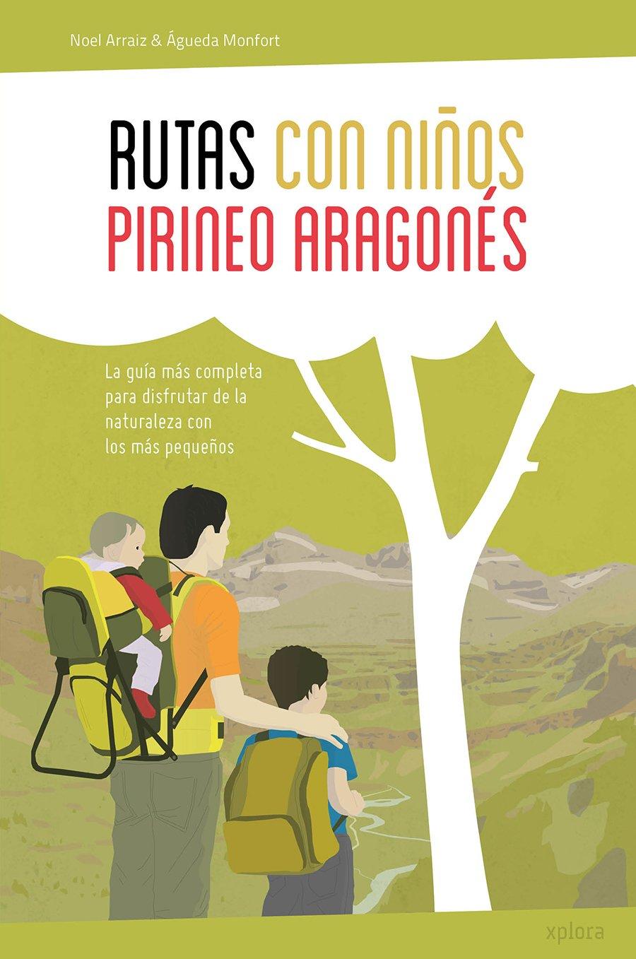 Rutas con niños en el Pirineo aragonés: Amazon.es: Noel ...