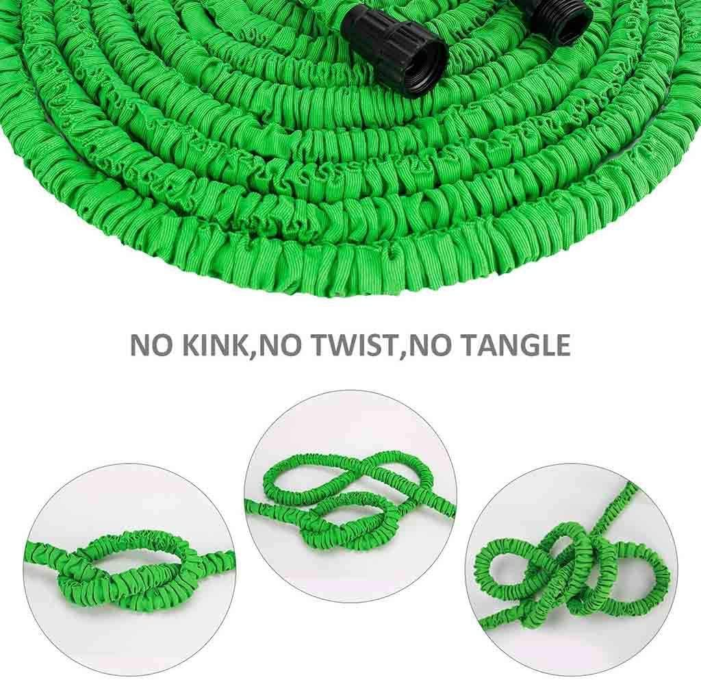 YUIOLIL Garden Hose Expandable With 3/4