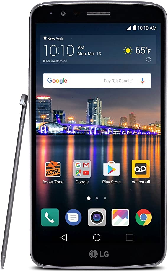 Amazon.com: Boost Mobile - LG Stylo 3 –  ...