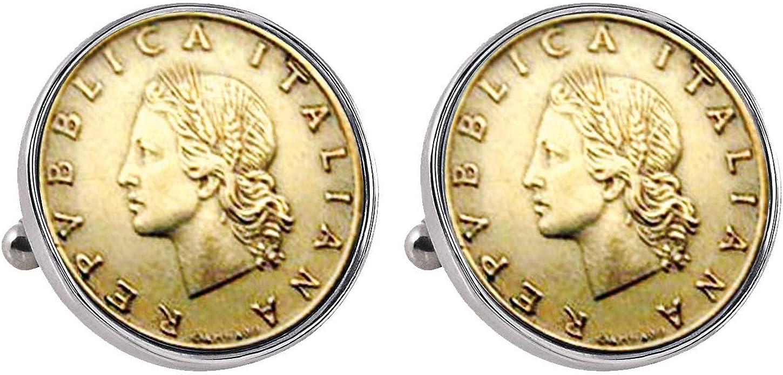 Amazon   American Coin Treasures イタリア共和国コイン シルバー ...