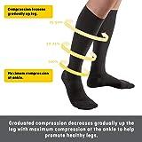 Futuro Revitalizing Dress Socks for Men, Moderate