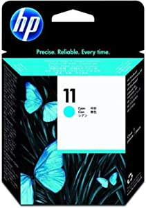 HP 11 | Ink Cartridge | Cyan | C4836A