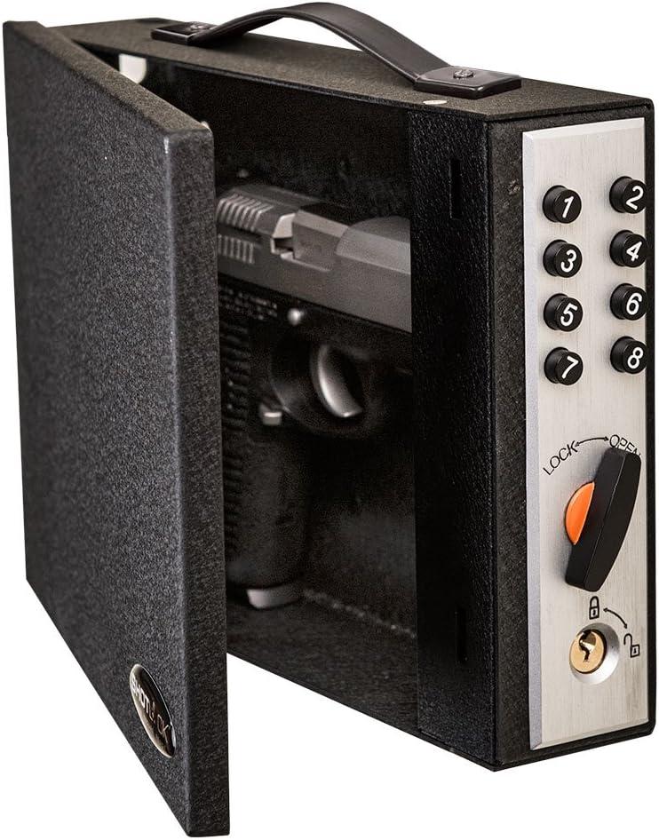 shotlock handgun portable gun safe