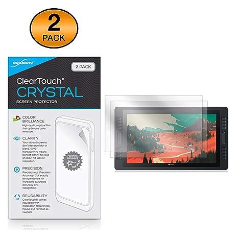 Amazon.com: BoxWave Huion KAMVAS PRO 22 Protector de ...