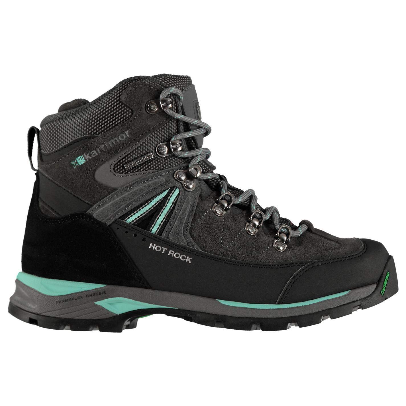 Karrimor Hot Rock WTX Walking Boots Womens Hiking Trekking Shoes Footwear