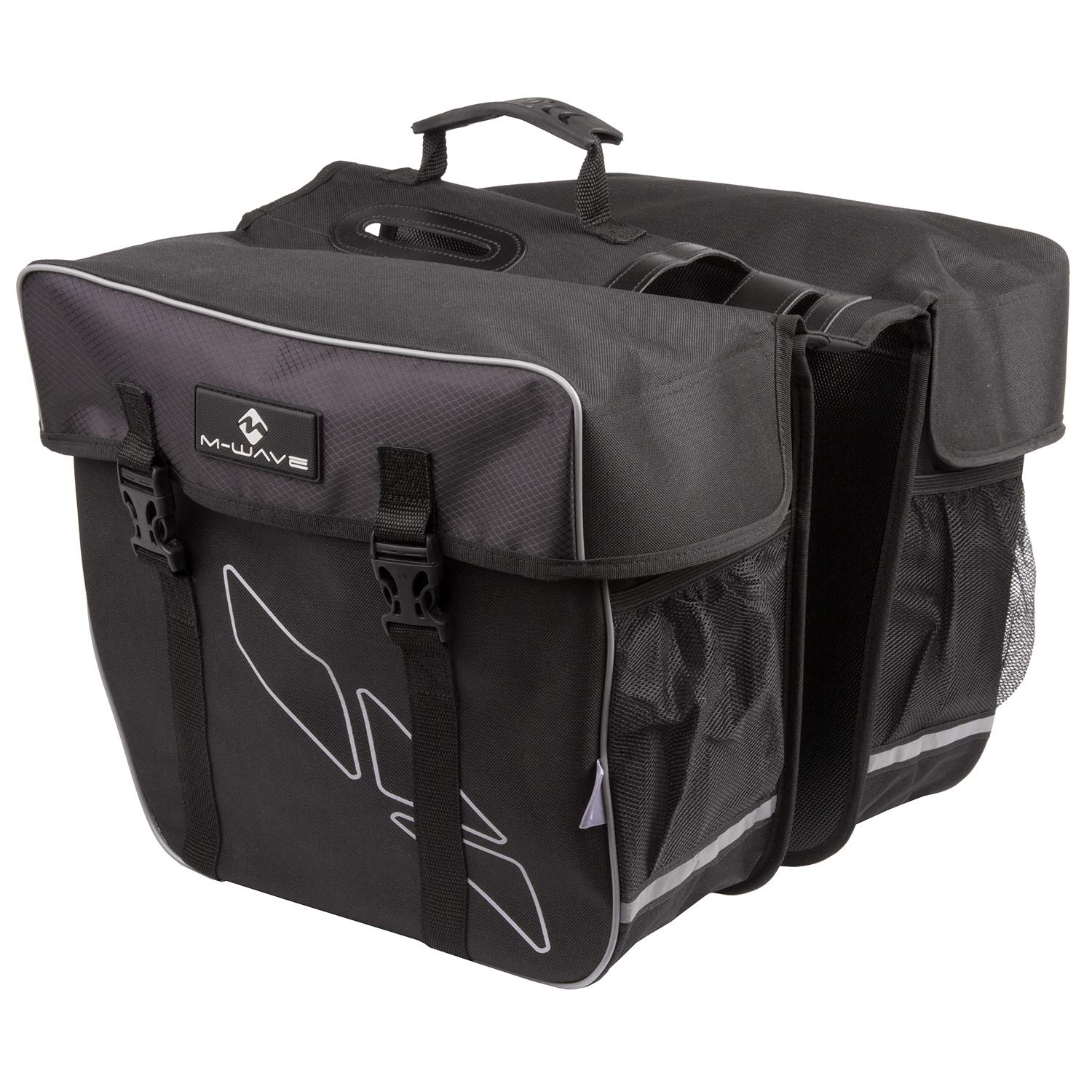M-Wave Day Tripper Double Pannier Alforjas traseras Dobles ...