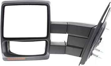 Kool Vue Power Towing Mirror For 2007-2014 Ford F-150 Driver Side Heated