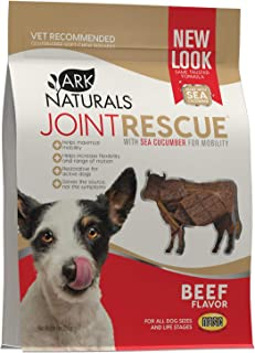 product image for ARK NATURALS Sea Mobility Beef Joint Rescue Dog Chews