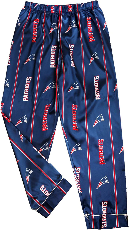 Satin Pajamas Pants Long Pj Bottoms Sleep Pants Sleepwear