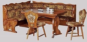 3232 2184 Kücheneckbankgruppe Eckbank Ausziehbarer Tisch 2