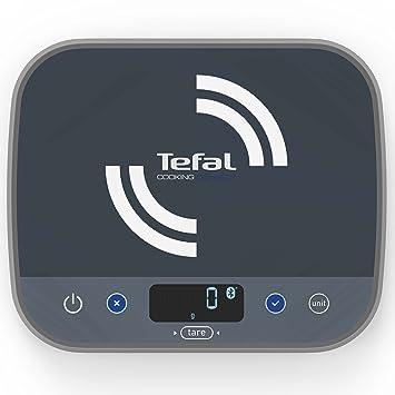 Tefal YY2817FA – Báscula de cocina Connect Kit para repostería