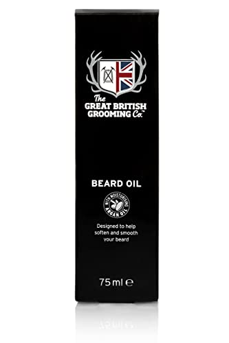 The Great British Grooming Beard Oil 75 ml