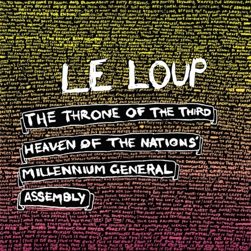 The Throne Of The Third Heaven Of The Nation'S Millenium General Assembly by Le Loup