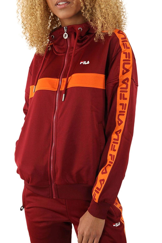 Fila Teela Track Hooded Zip, Chaqueta Deportiva