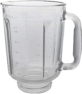 Reemplazo del nuevo tarro de vidrio de repuesto/jarra 1.5l para la batidora de pie KitchenAid (modelos que comienzan con KSB555, 5KSB555, KSB565, etc.): Amazon.es: Hogar