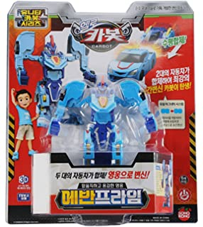Hello Carbot Dragonix Combined Car Transformer Robot Toy Korean Jelly