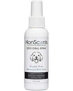 Dog Breath Freshener Spray – Eliminate Bad Breath – 100% Natural, Veterinarian Approved for