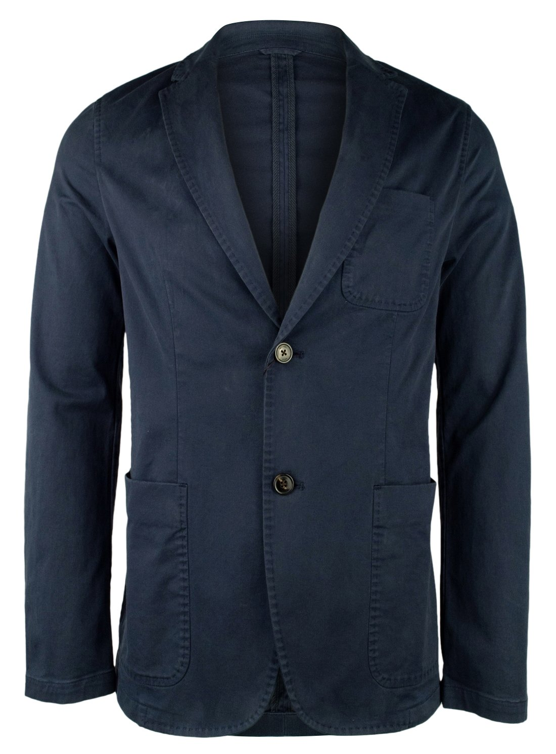 Michael Kors Men's Garment-Dyed Slim Fit Blazer Jacket- M-42R