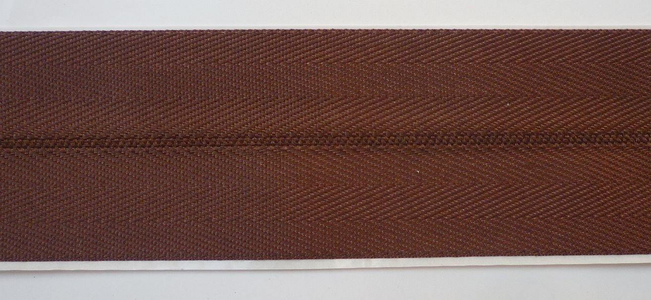 1m nastro per tappeto/auslege ware autoadesiva marrone Nähstübl
