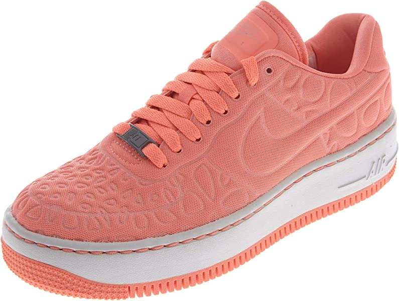 bc480662ec9f39 Nike Air Force 1 Upstep SE 844877-600 Atomic Pink Light Iron Ore ...
