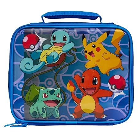 Amazon.com  Pokemon Soft Lunch Box (Pokemon Blue)  Kitchen   Dining 46c847af9225e