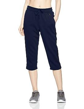 e3ea61302ee18 adidas Essentials Pantalon Femme, Collegiate Navy Black, FR (Taille  Fabricant   XS