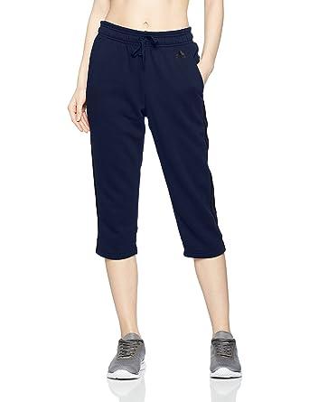 adidas Damen Essentials 3-Streifen 3/4 Hose