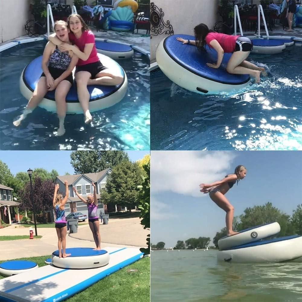 Foammaker Air Spot Tumbling Mats Inflatable Gymnastic Equipment