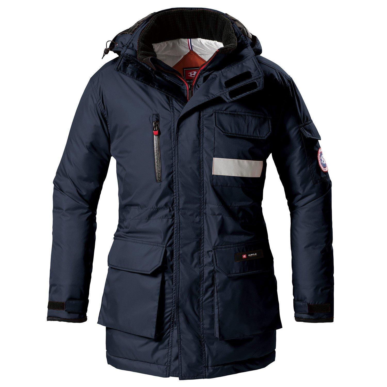 BURTLE バートル 防寒コート 大型フード付 7211