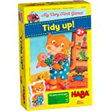 HABA USAopoly Current Edition My Very First Games Tidy Up Board Game