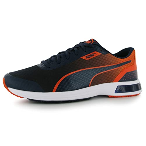 Puma T74 Tech Zapatillas Sport Guantes schnuers Nietos Tiempo Libre Sneakers, color Multicolor, talla