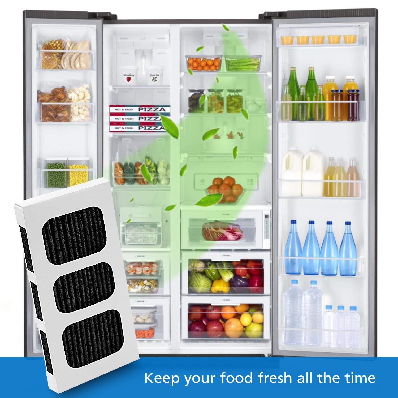 Luffylive Filtro de aire de repuesto para refrigerador Frigidaire ...