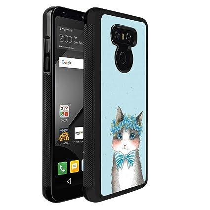 Amazon.com: Carcasa para LG G6 antiarañazos y funda ...