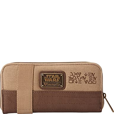 Loungefly Star Wars Rebel Canvas Wallet at Amazon Women s Clothing ... a6850863df67b
