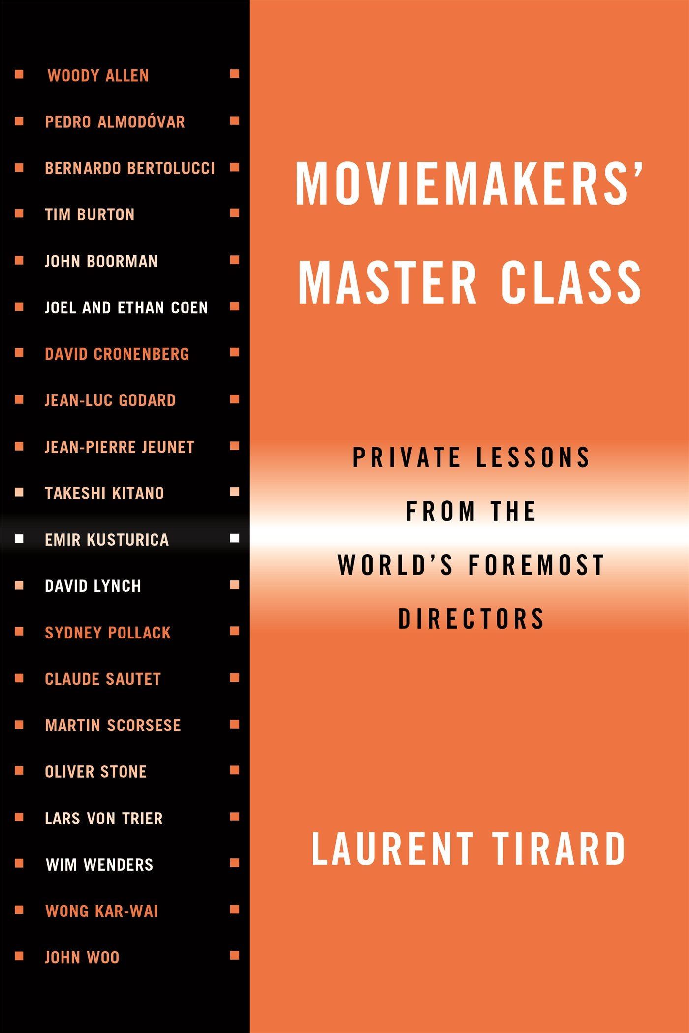 Download Moviemakers' Master Class: Private Lessons from the World's Foremost Directors pdf