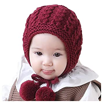 d1a861a611c Image Unavailable. Image not available for. Color  Baby Earflaps Hat