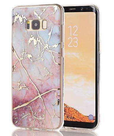 Amazon.com: Funda para Galaxy S8, funda para Samsung Galaxy ...