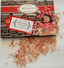 13 pz Cioccolato al sale rosa Hymalaya tavolette 100 grammi confezione 13 pezzi - Chocolaterie De Nuzzo