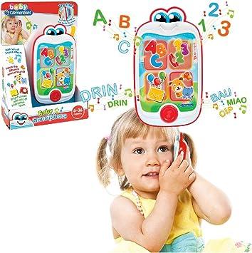 Baby Clementoni Smartphone Baby, multicolor (149483) , color ...