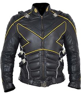 Cow Leather American Men Xxs X Ps 5xl Hls Wolverine Hide Jacket UCzFnwq