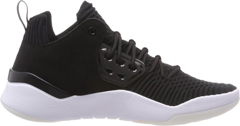 Black//Black-White, Jordan Mens DNA LX Basketball Shoes