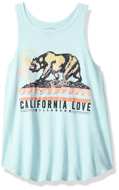 Billabong Girls' Big Love Cali Bear Tank G414PBLO