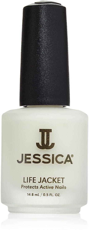 JESSICA Life Jacket Base Coat 14.8 ml: Amazon.co.uk: Luxury Beauty