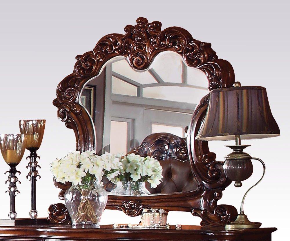 Superb Amazon.com: ACME Vendome Bedroom Set With Queen Bed, Nightstand, Dresser  And Mirror: Kitchen U0026 Dining