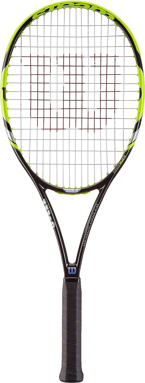 Unisex Adulto Wilson Steam 99s Raqueta de Tenis