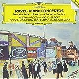 ラヴェル:ピアノ協奏曲、左手のためのピアノ協奏曲、古風なメヌエット、クープランの墓他