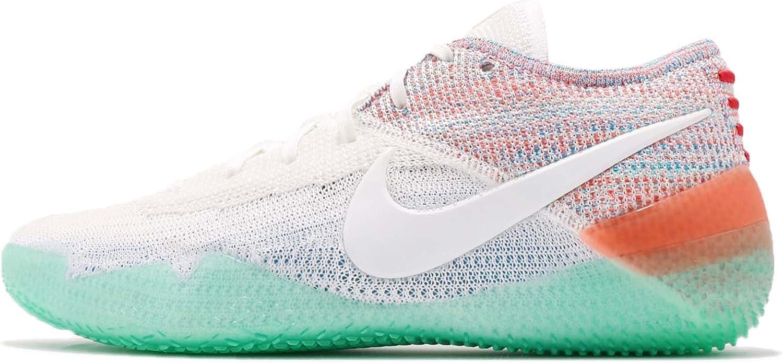 Nike Kobe A.D. NXT 360 - Zapatillas de Baloncesto para Hombre, 17 M US, Blanco/Multi: Amazon.es: Deportes y aire libre